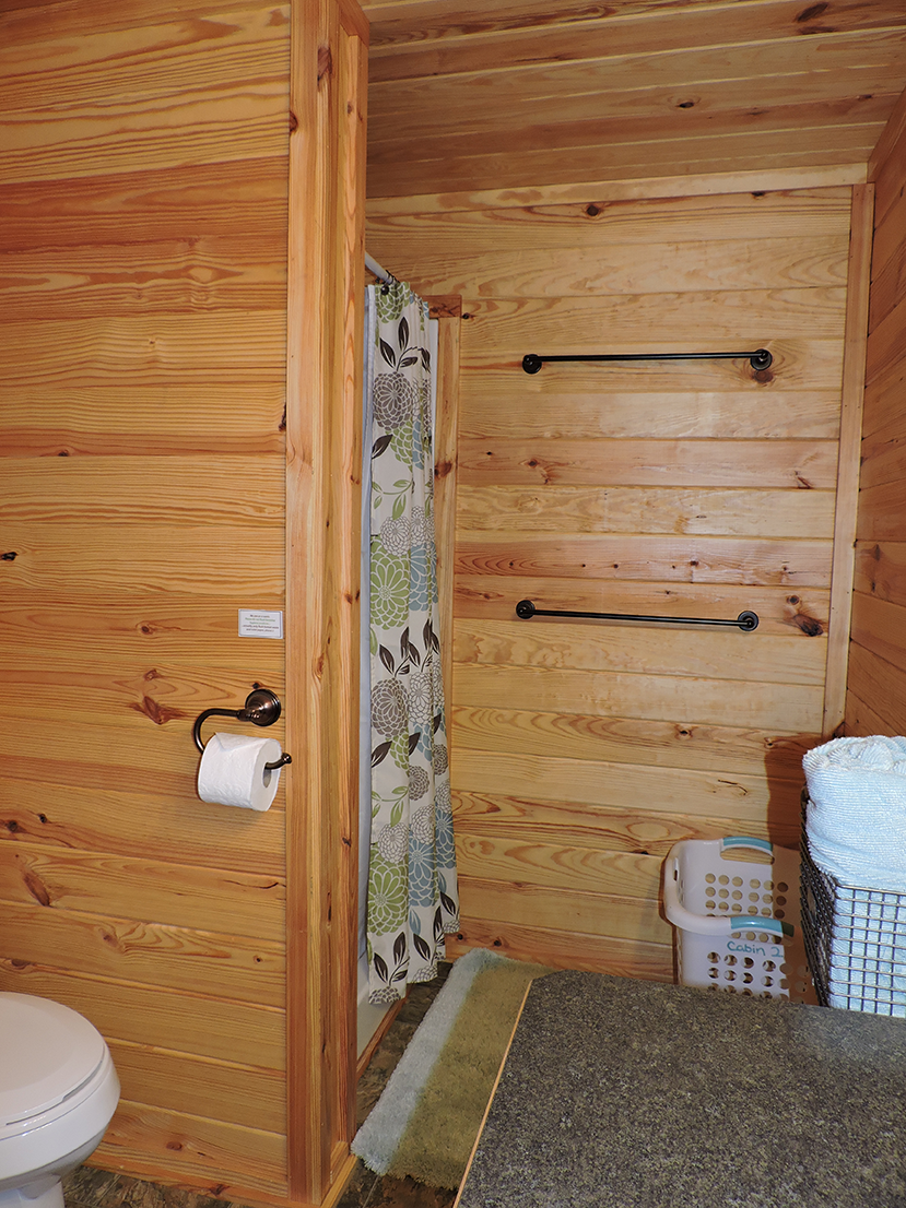 cabin2shower